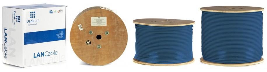 Classificaties kabels op rol