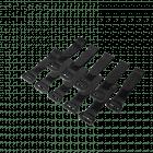 Kabelgordel - zwart