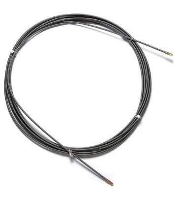Netwerk kabeltrekker met veer Wymefa Ø 5,2 mm met binnenkabel 30 meter